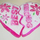 BEST FRIENDS PILLOW toys gifts prizes kids novelty girl