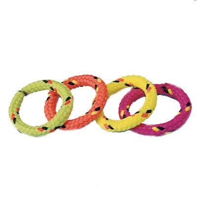 12 Cloth FRIENDSHIP RINGS toys prizes kids loot bags