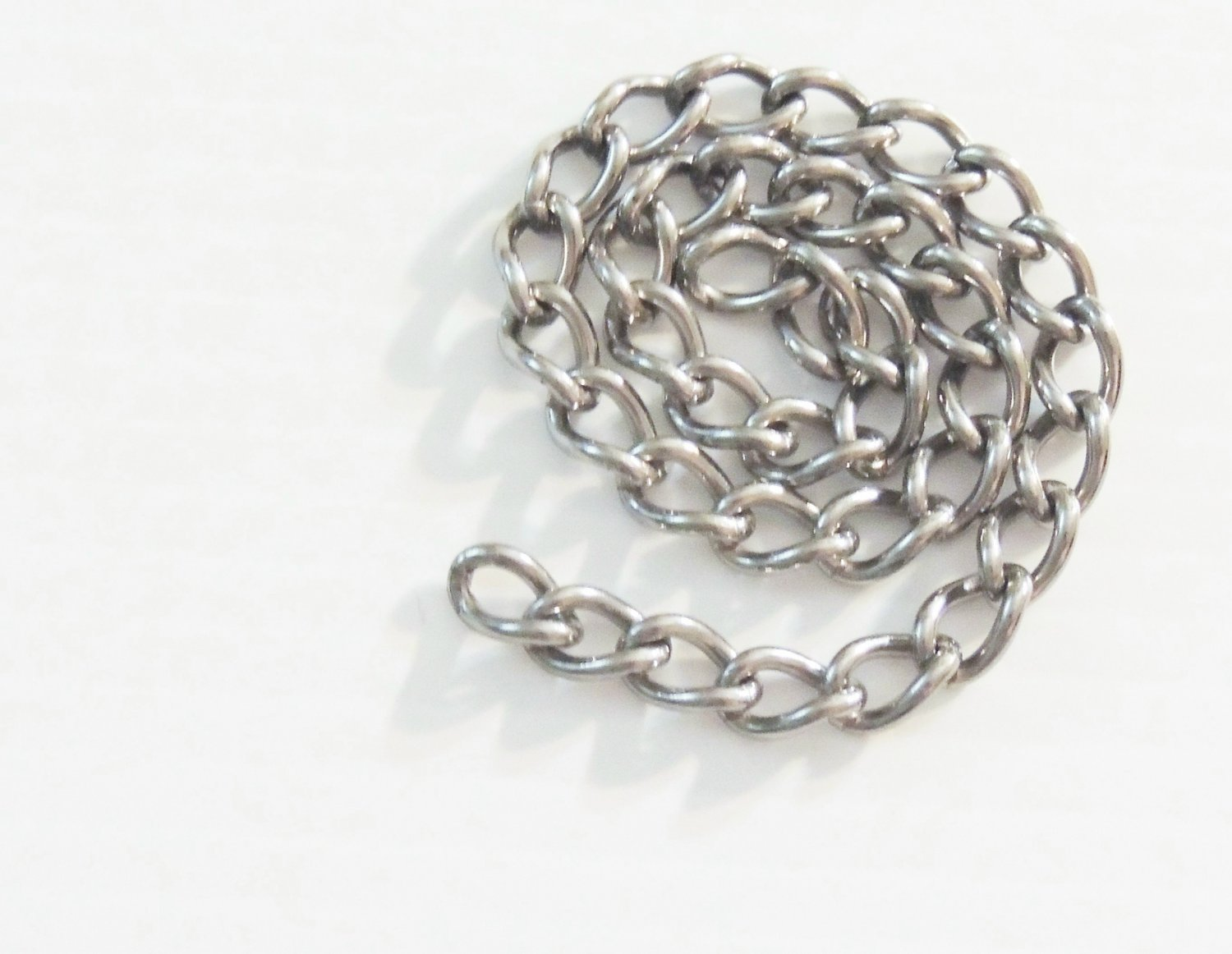 1' 2.0 Stainless Steel Chain bird toy parts parrots cages