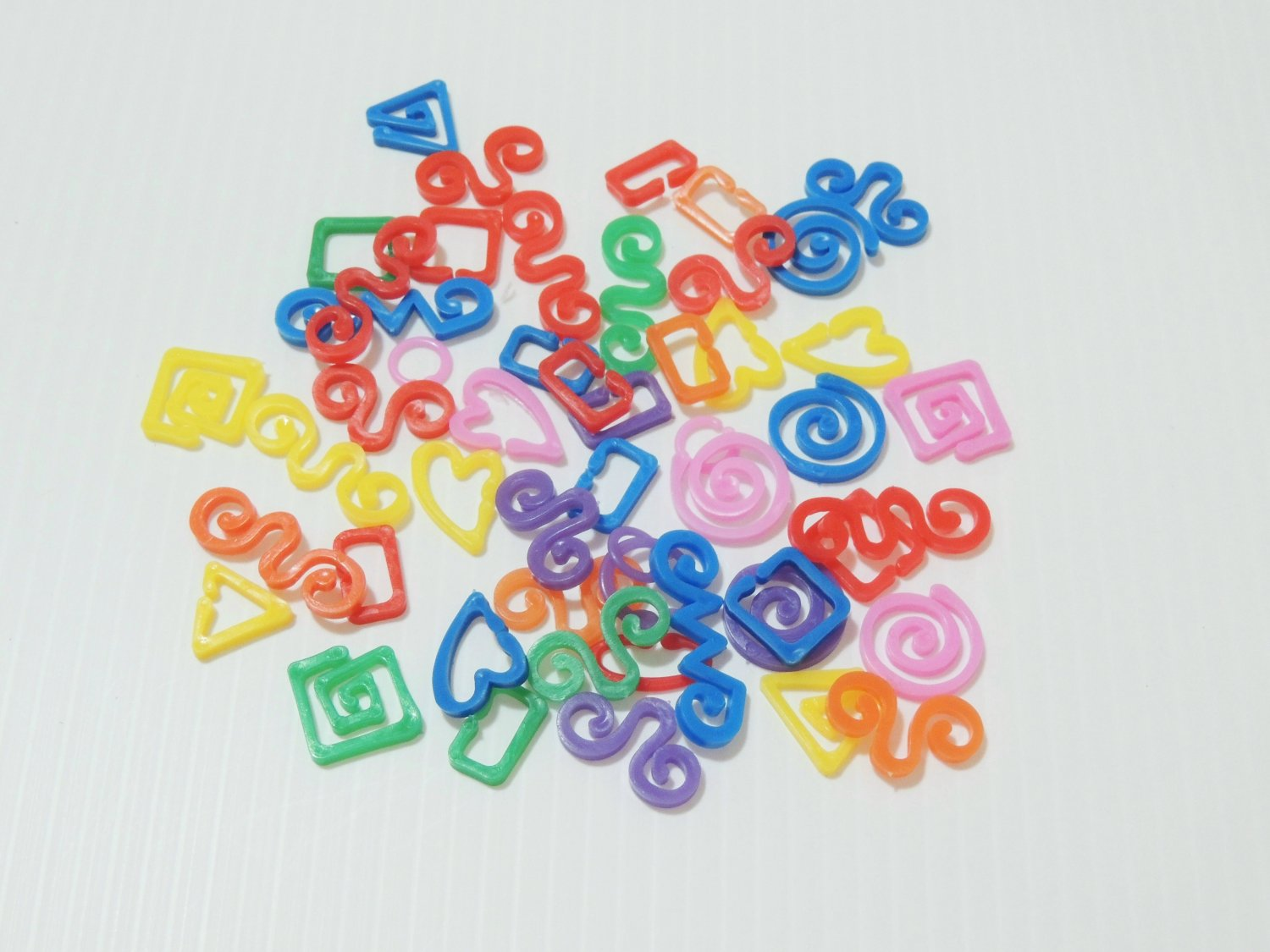 50 Crazy links Small bird toy parts parrots cages perches