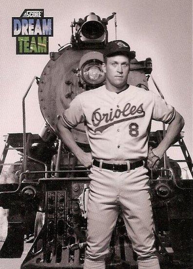 Cal Ripken, Jr. 1992 Score #884 Dream Team - Iron Horse Baseball Card FREE SHIPPING