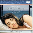 RESTFUL SLEEP Body & Soul CD Discover Complete Relaxation Classical Piano & Ocean Waves