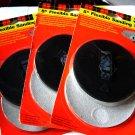 "Four (4) 5"" Flexible Sanding Kits 3M Brand Sanding Pads & Discs Model #9178"