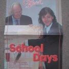 PAUL McCARTNEY CLUB SANDWICH Spring 1996 #77 – School Days - GEORGE MARTIN - Photos - The Beatles
