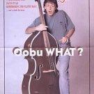 PAUL McCARTNEY CLUB SANDWICH Spring 1995 #73 – OOBU JOOBU Revealed & Explained - Photos- Beatles