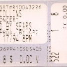 PHIL COLLINS Ticket Stub June 17,1994 Sky Dome Toronto, Canada Concert