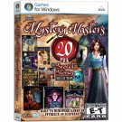 Mystery Masters Secret Stories Collection - 20 Pack Games for Windows PC DVD INTRIGUE & SUSPENSE!