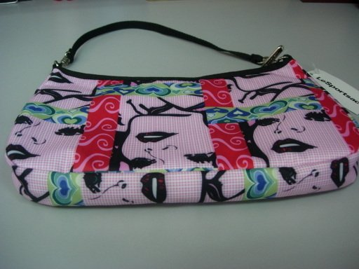 Authentic Lesportsac Niki Pink Bag