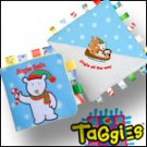 Taggies - Jingle Bells Book & Blanket