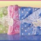 Infantissima Minky Baby Chenille Blanket