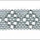Sergio Gutierrez Liquid Metal Bracelet Style B4 Petite