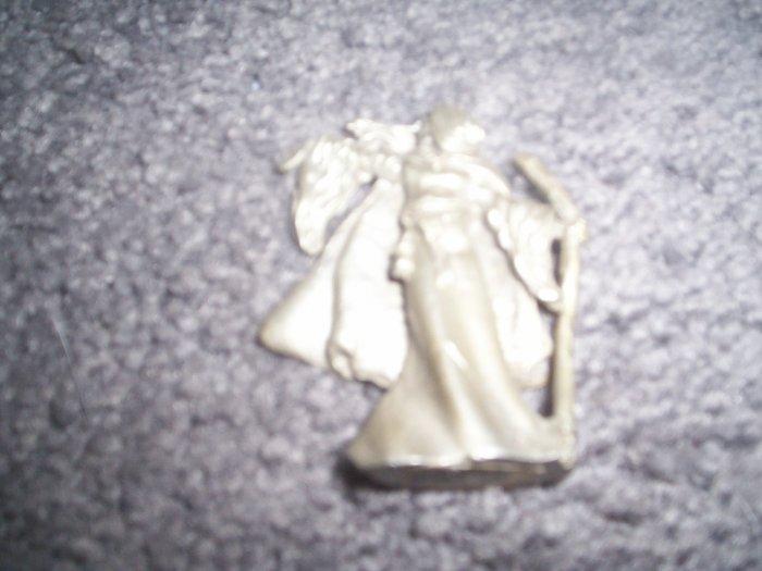 Fantasy Figurine Pewter Sorceress