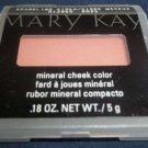 Mary Kay Mineral Cheek Color Shy Blush NIB