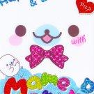 San-X Japan Happy and Enjoy Mamegoma Memo Pad
