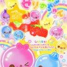 Kamio Japan Colorful Sweets Memo Pad kawaii