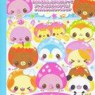 Crux Japan Cute Animals Memo Pad kawaii