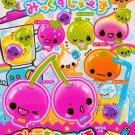 Crux Japan Colorful Fruits Memo Pad