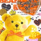 Crux Japan Sweets Bear Memo Pad