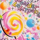 Crux Japan Wonder Lollipop Memo Pad