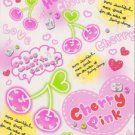 Q-lia Japan Cherry Pink Mini Memo Pad