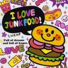 Kamio Japan Junk Food Mini Memo Pad