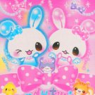 Q-Lia Japan Candy Twins Mini Memo Pad