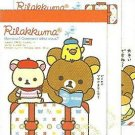 San-X Japan Rilakkuma Paris Mini Memo Pad #3