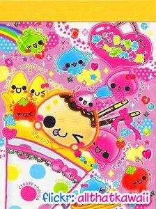 Pool Cool Japan Crepe Mini Memo Pad