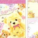 Q-Lia Japan Sugar Bear Mini Memo Pad