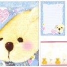 Crux Japan My Love Bear Mini Memo Pad