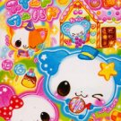Kamio Japan Gingerbread House Mini Memo Pad