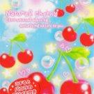 Kamio Japan Natural Cherry Mini Memo Pad