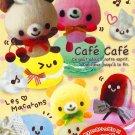 Kamio Japan Cafe Cafe Memo Pad #2