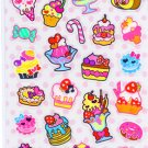 Kamio Japan Sweets Collection Sticker Sheet