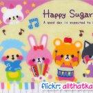 Kamio Japan Happy Sugar Mini Memo Pad #2
