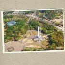 QUEZON CITY MEMORIAL PARK PHILIPPINES POSTCARD