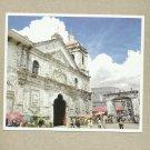 BASILICA MINORE DEL SANTO NINO CEBU PHILIPPINES UNUSED POSTCARD