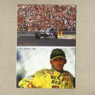 DAMON HILL FORMULA ONE F1 FUNGARY 1999 POSTCARD