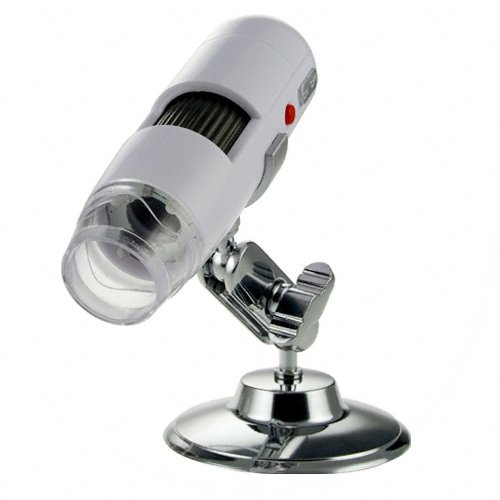 USB DIGITAL MICROSCOPE 1.3 MPIXEL RESOLUTION WITH VIDEO CLIPS