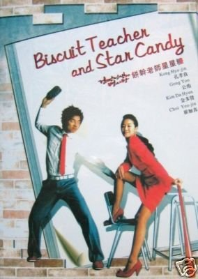 Biscuit Teacher and Star Candy- Korean Drama Brand New - Complete Episode