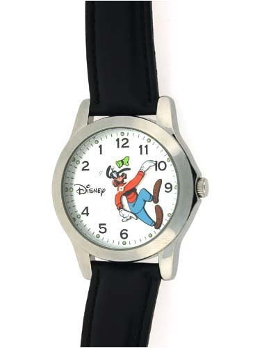 New Disney Goofy Backward Watch HTF