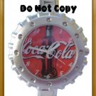 BRAND NEW Red Coca Cola Bottle Cap Italian Charm Watch