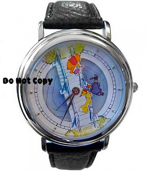 NEW Disney/Fossil Winnie The Pooh A Day For Eeyore Series Limited Edition Watch