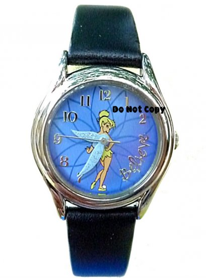 NEW Disney Tinkerbell Believe Moving Wings Watch HTF