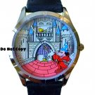 NEW Disney Mickey Mouse Sorcerer Fantasia Limited Edition Watch HTF
