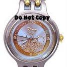 NEW Disney Ladies Mickey Mouse 2tone Watch MU0369 HTF