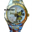 BRAND NEW Ladies Disney Mickey Mouse 2tone Watch HTF