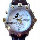 BRAND NEW Unisex Disney Mickey Mouse Date Day Watch HTF