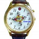 NEW Unisex Disney Lorus Mickey Mouse Musical Watch HTF