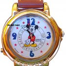 NEW Disney Lorus Mickey Mouse Musical Melody Watch HTF
